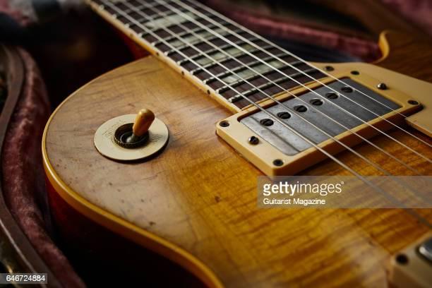 dating modern gibson guitars
