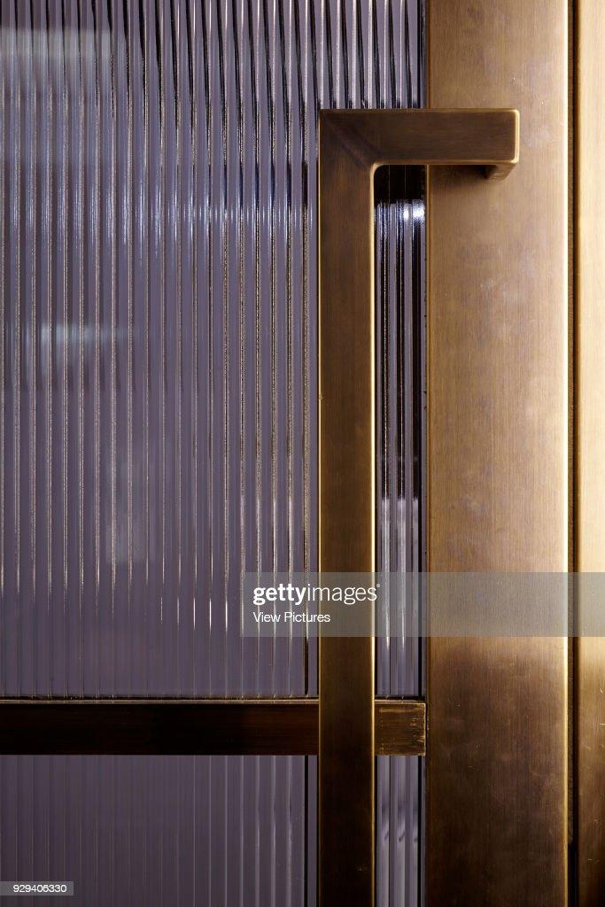 54 Brooks Mews, London, United Kingdom. Architect: Stiff + Trevillion Architects, 2016. : News Photo