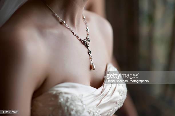 Detail of Bride waiting