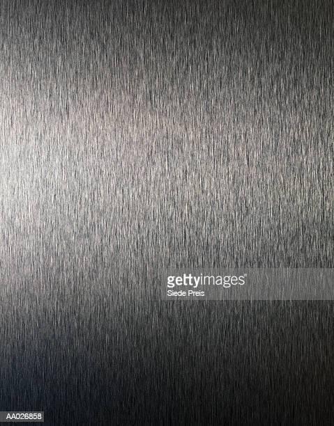 Detail of Brushed Aluminum