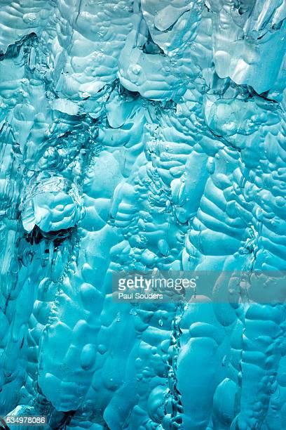 Detail of Iceberg in Holkham Bay