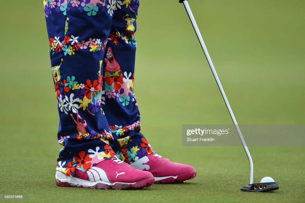In Focus: John Daly's Pants