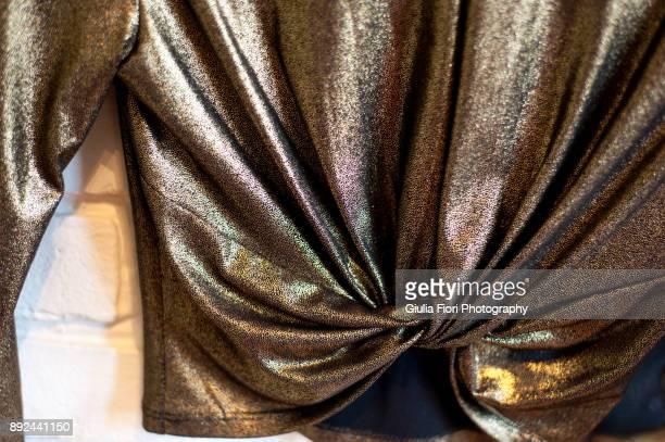 Detail of metallic top