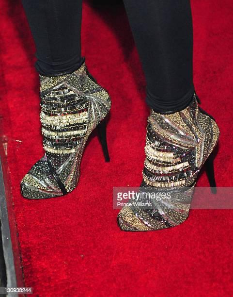 Nicki Minaj Hosts Pre Album Release Party November 9 2010 Bilder Und