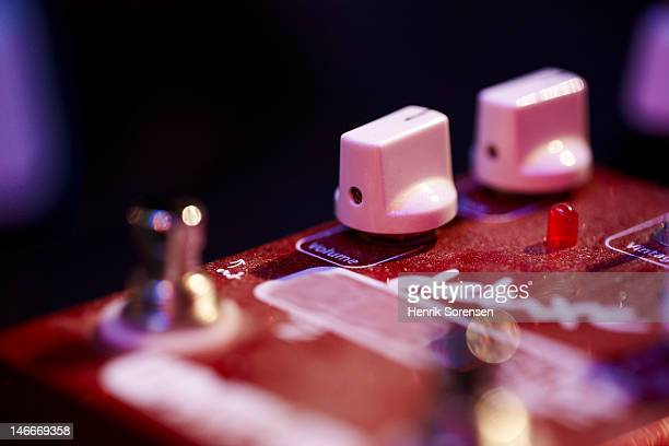 detail of rock electronic - musik stock pictures, royalty-free photos & images