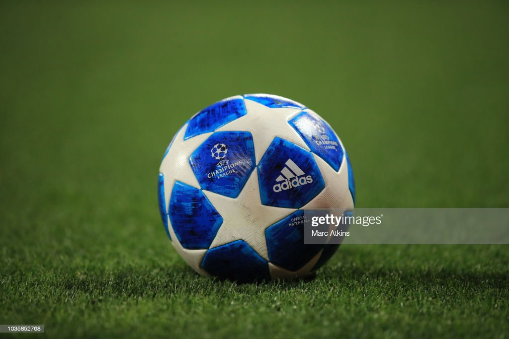 UEFA Detail: Detail Of The 2018/19 Adidas Champions League Match Ball