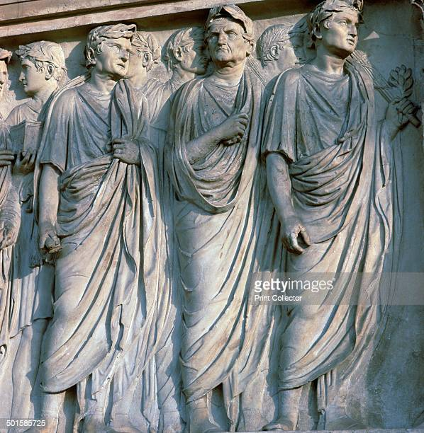 the legacy of caesar augustus Evaluate the legacy of julius caesar gaius julius caesar was undoubtedly a man of great achievement although assassinated before he could complete his.
