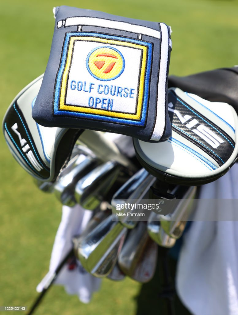 TaylorMade Driving Relief Supported By UnitedHealth Group : News Photo