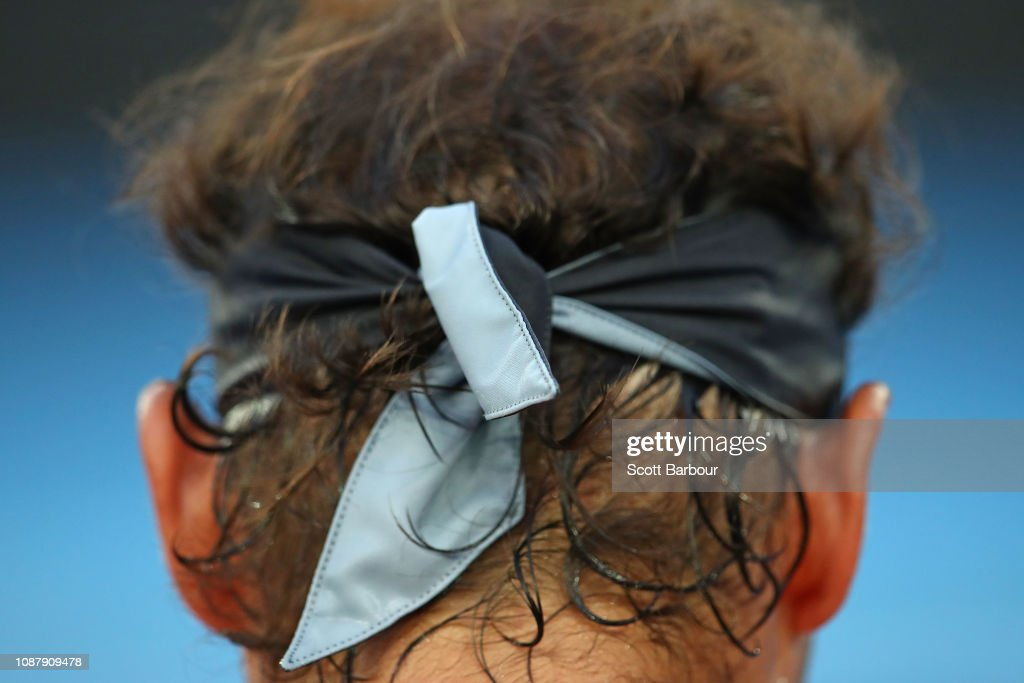 2019 Australian Open - Day 11 : News Photo