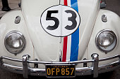 Detail of the famous car used in the hit american movies and tv show picture id527491348?s=170x170
