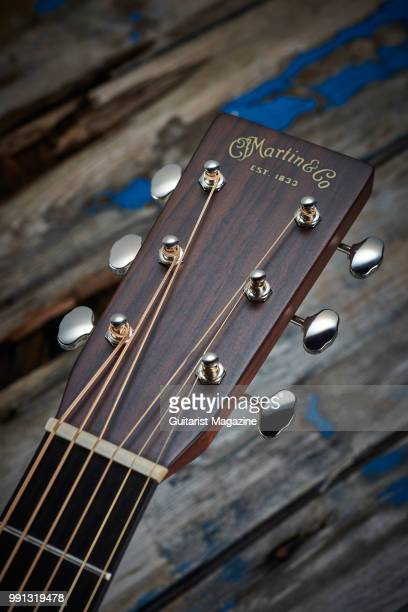 acoustic guitar headstock ストックフォトと画像 getty images