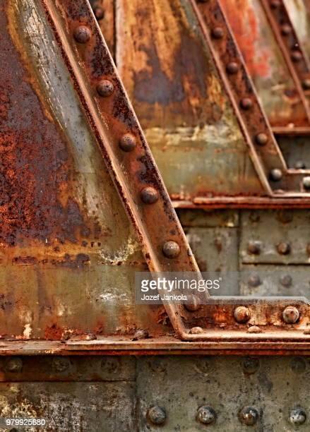 detail of the railway bridge