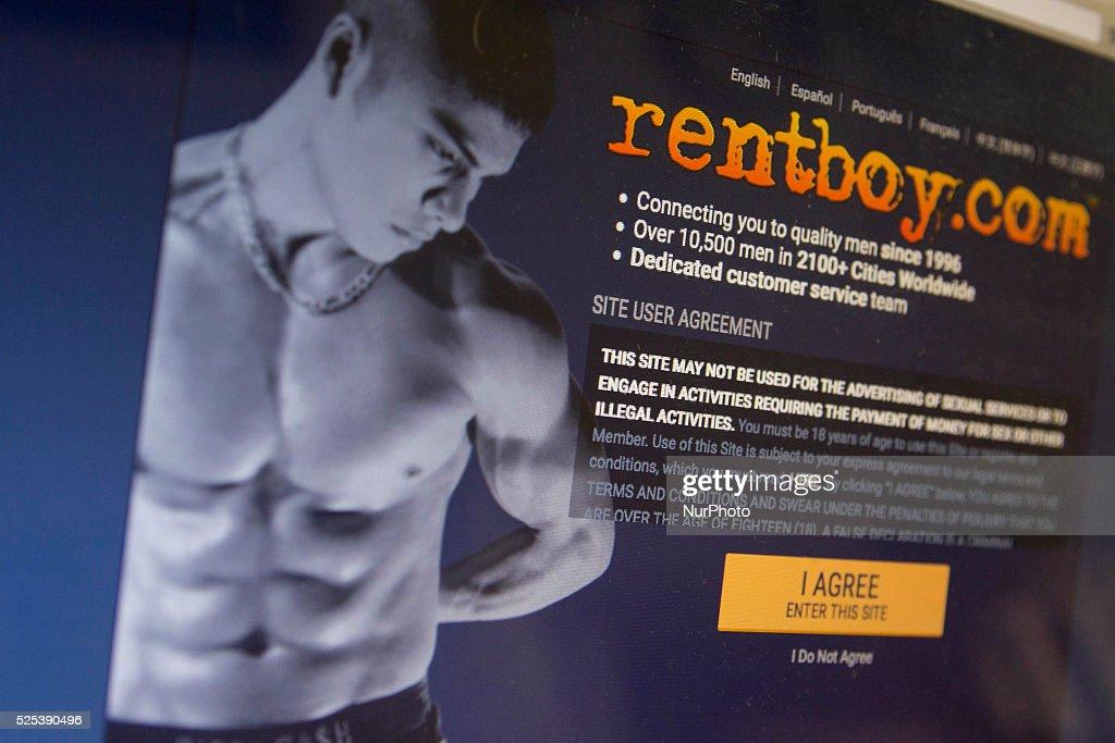 Rentboy iphone app