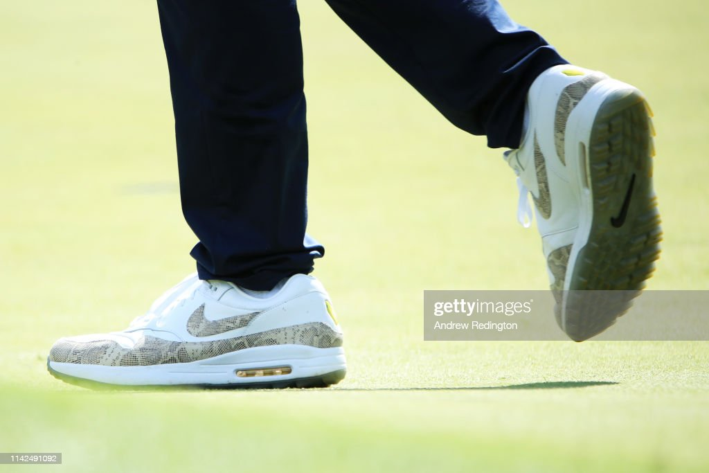 The Masters - Round Three : News Photo