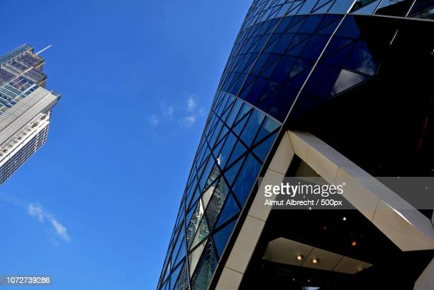 Detail of the Swiss Re Tower