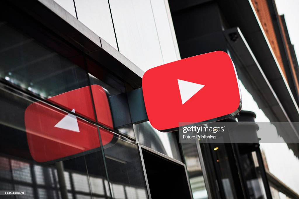 YouTube Space, London : News Photo