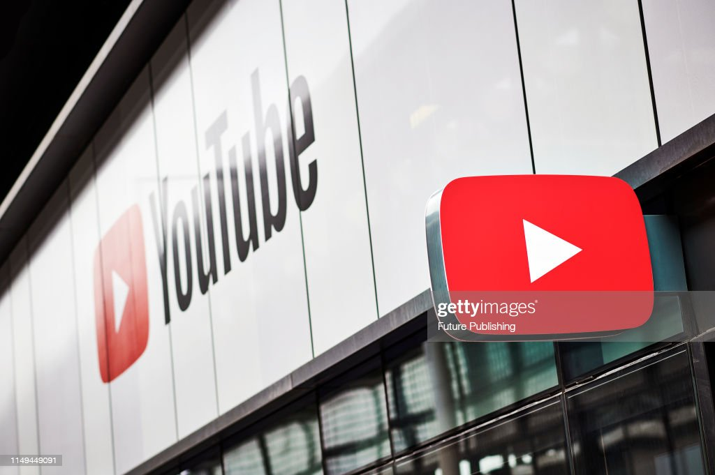 YouTube Space, London : News Photo