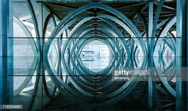 detail of urban architectural - kuala lumpur stock pictures, royalty-free photos & images
