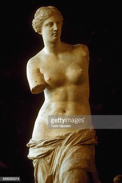 Detail of Venus de Milo