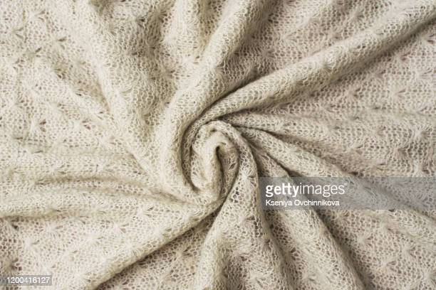 detail of woven woolen design texture. fabric grey background - cashmere stock pictures, royalty-free photos & images