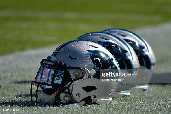 733 Carolina Panthers Helmet Photos And Premium High Res Pictures Getty Images