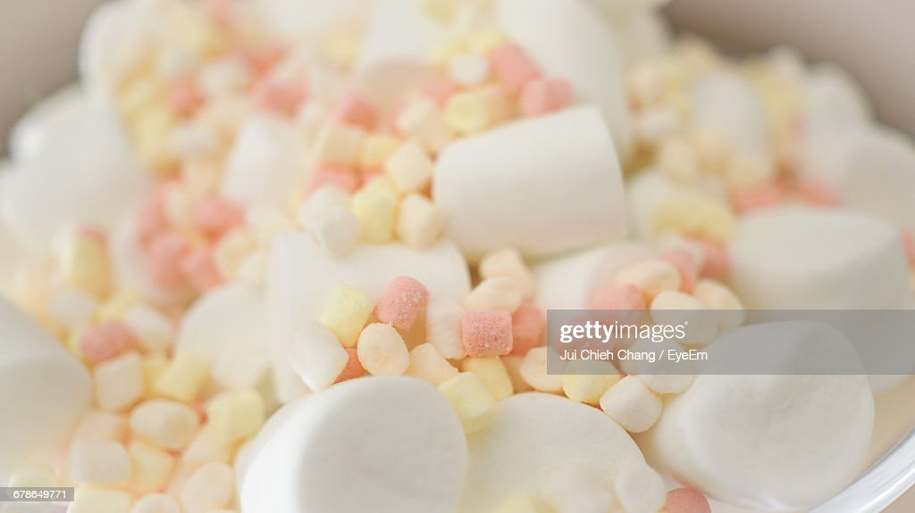 Detail Shot Of Candies : Stock Photo