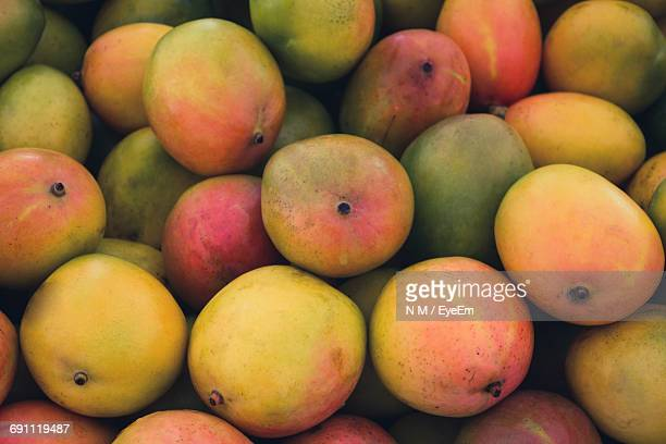 Detail Shot Of Mangoes