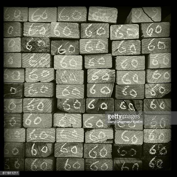 detail shot of number 60 on bricks - number 60 stock photos and pictures