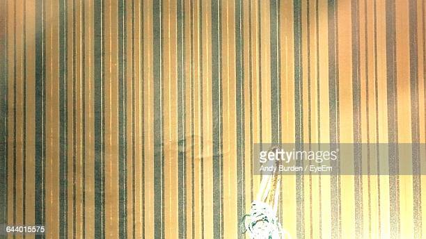 detail shot of striped wall - malton stock pictures, royalty-free photos & images