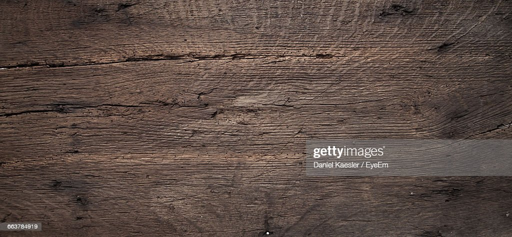 Detail Shot Of Wooden Surface : Stock Photo