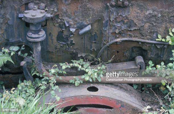 Detail studies of the 5'6 gauge Hartmann 080 of 1879 abandoned at Olloniego Colliery Spain