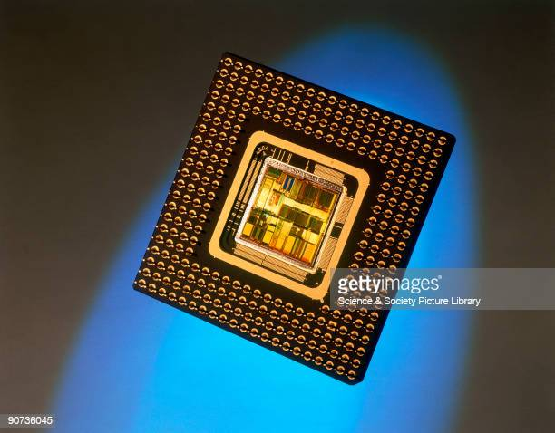 Detail The Pentium microprocessor enabled another dramatic leap in computing speed With 31 million transistors it was the most complex microprocessor...