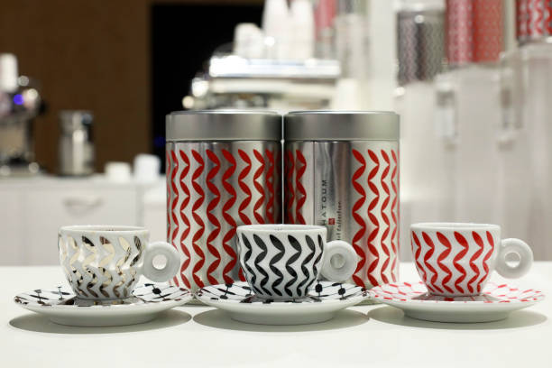FRA: illy Art Collection Mona Hatoum Launch at FIAC