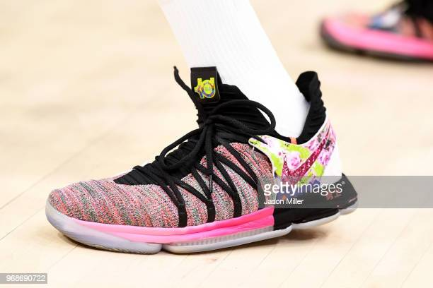new products 8bcf0 95d68 Kd Shoes Premium Pictures, Photos, & Images - Getty Images