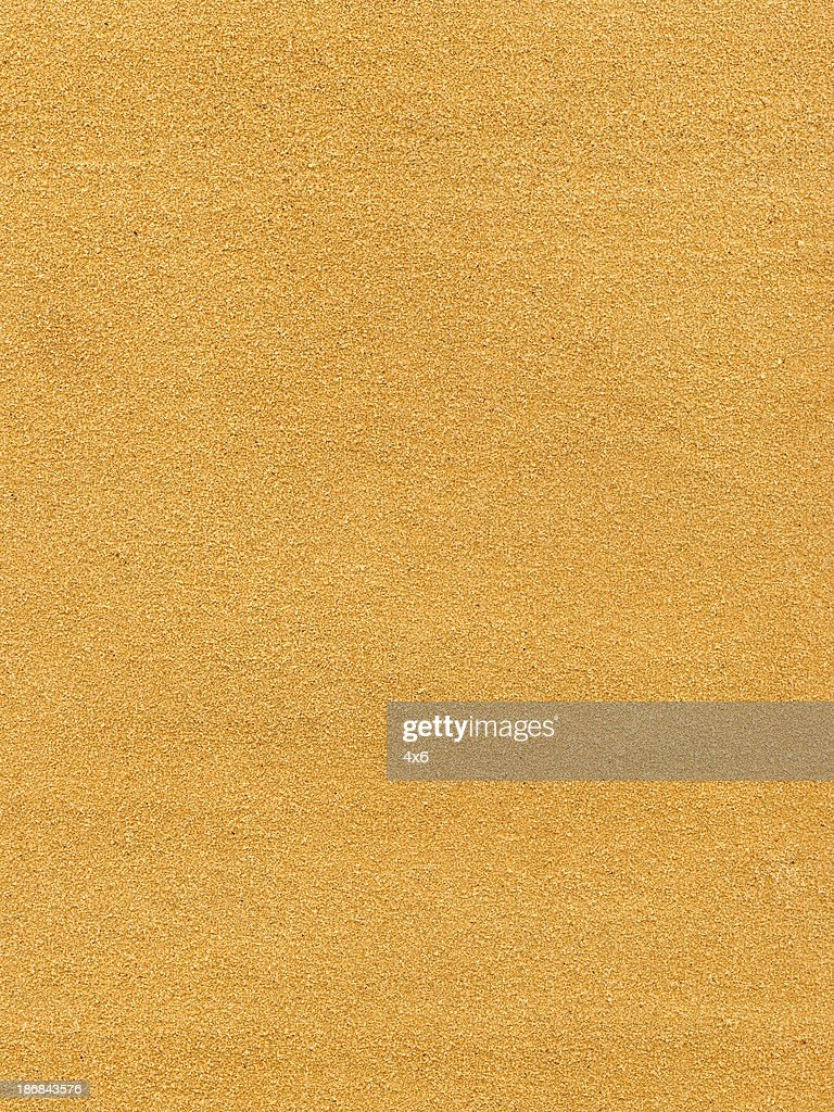 Detailed scan of sandpaper : Stock Photo