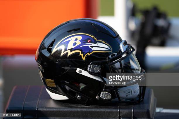 589 Baltimore Ravens Helmet Photos And Premium High Res Pictures Getty Images