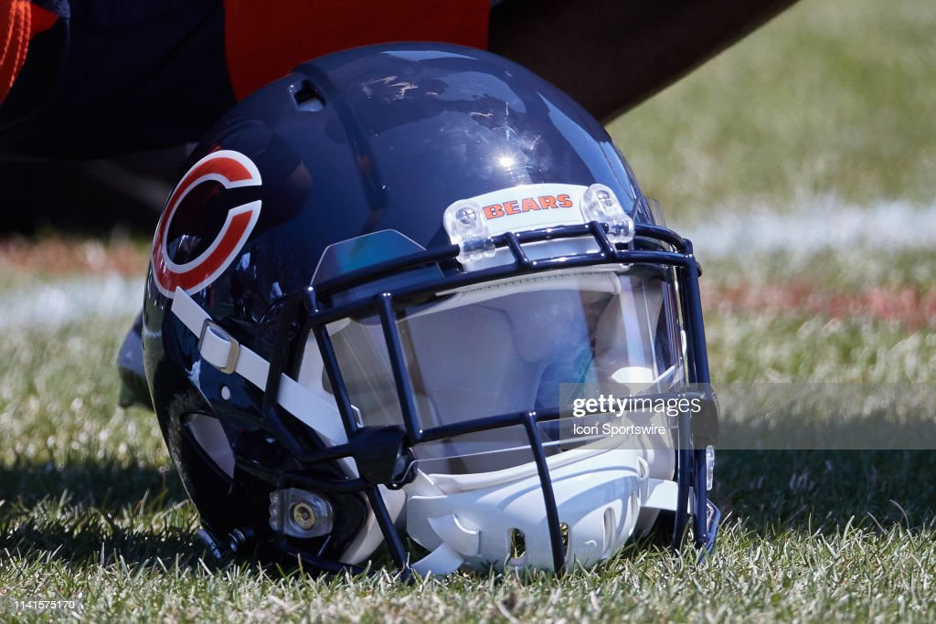 NFL: MAY 05 Bears Rookie Mini-Camp : ニュース写真