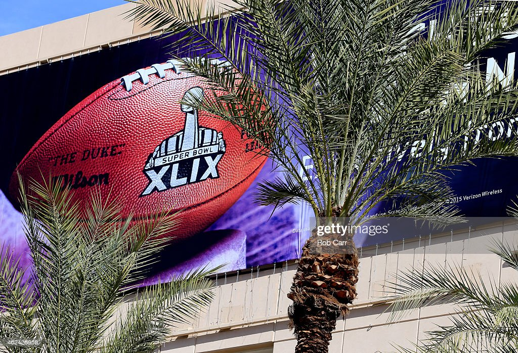 Super Bowl XLIX Preview : News Photo