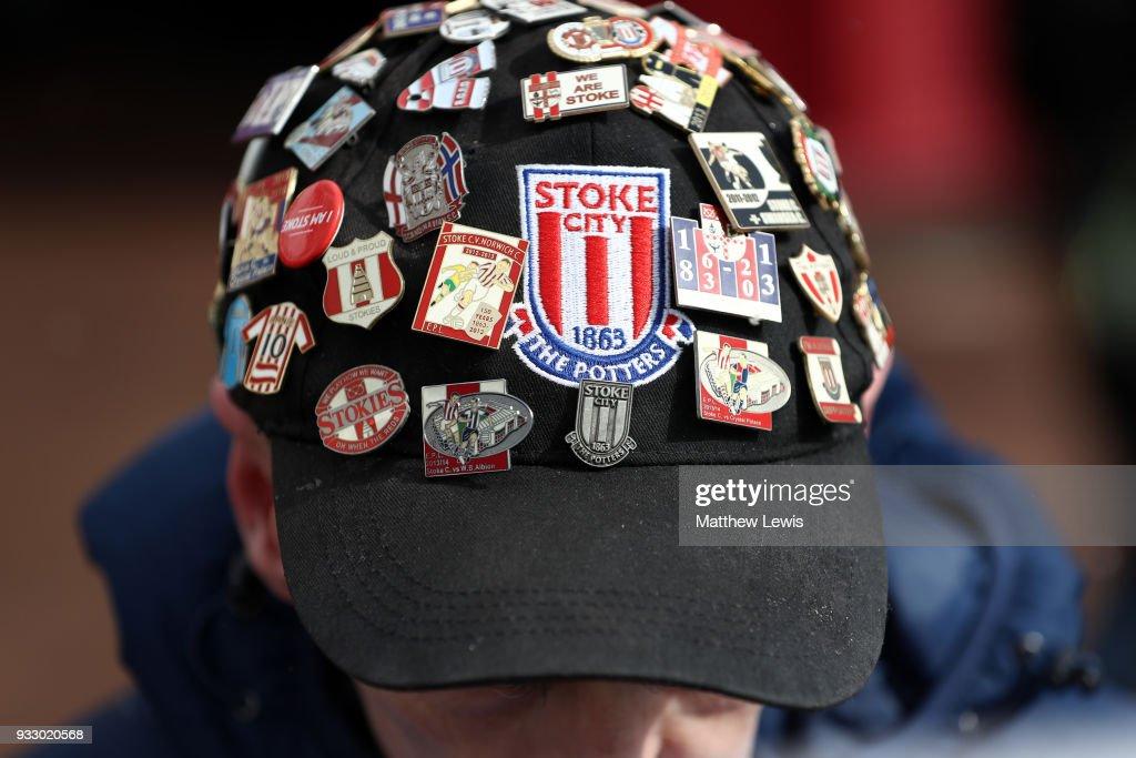 Stoke City v Everton - Premier League : News Photo