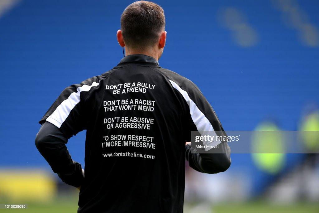 Brighton & Hove Albion v Leeds United - Premier League : News Photo