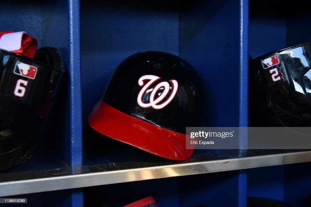 FL: Washington Nationals  v Miami Marlins