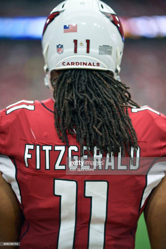 NFL: OCT 01 49ers at Cardinals : ニュース写真