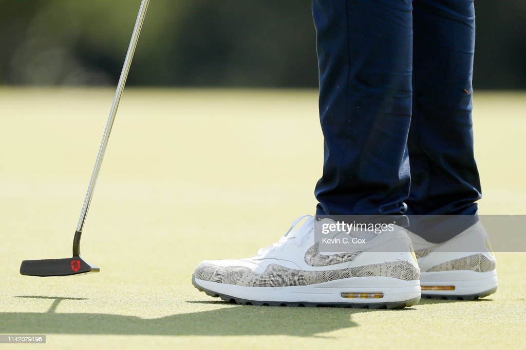 The Masters - Round One : News Photo
