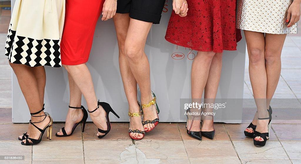 69th Cannes Film Festival - 'Julietta' photocall : News Photo