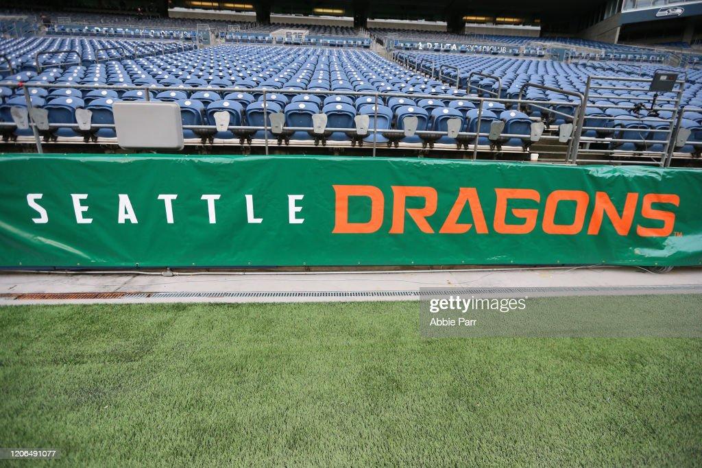Tampa Bay Vipers v Seattle Dragons : News Photo