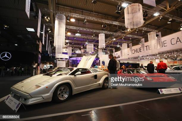 3 Top Lamborghini Countach Anniversary Pictures Photos Images