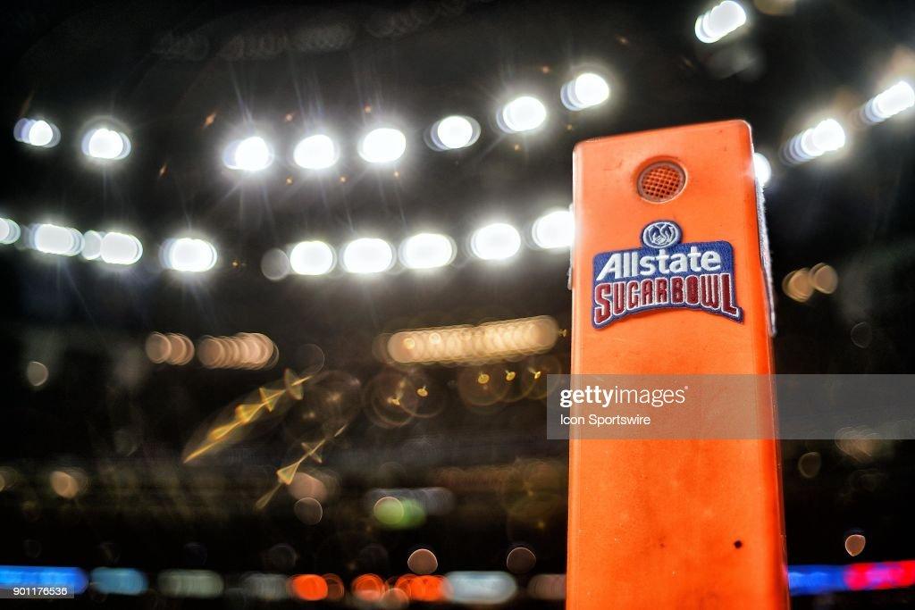 COLLEGE FOOTBALL: JAN 01 Sugar Bowl - CFP Semifinal - Alabama v Clemson : News Photo