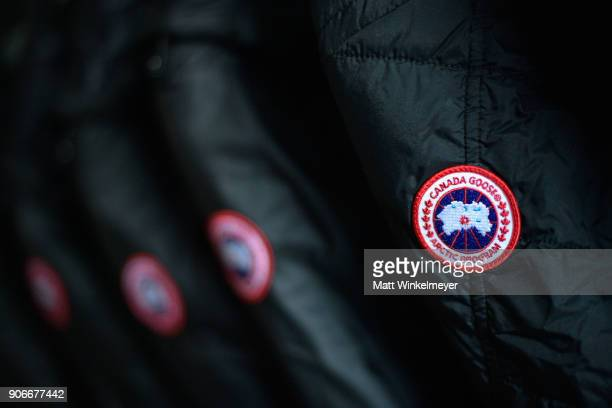 map of canada goose logo