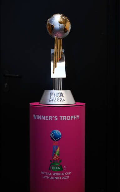 LTU: Argentina v Portugal: Final - FIFA Futsal World Cup 2021