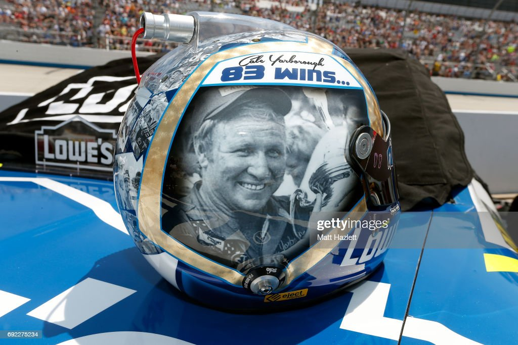 Monster Energy NASCAR Cup Series AAA 400 Drive for Autism : News Photo